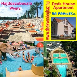 Noclegy Apartament Hajduszoboszlo
